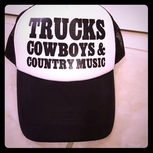 Country Trucker Hat